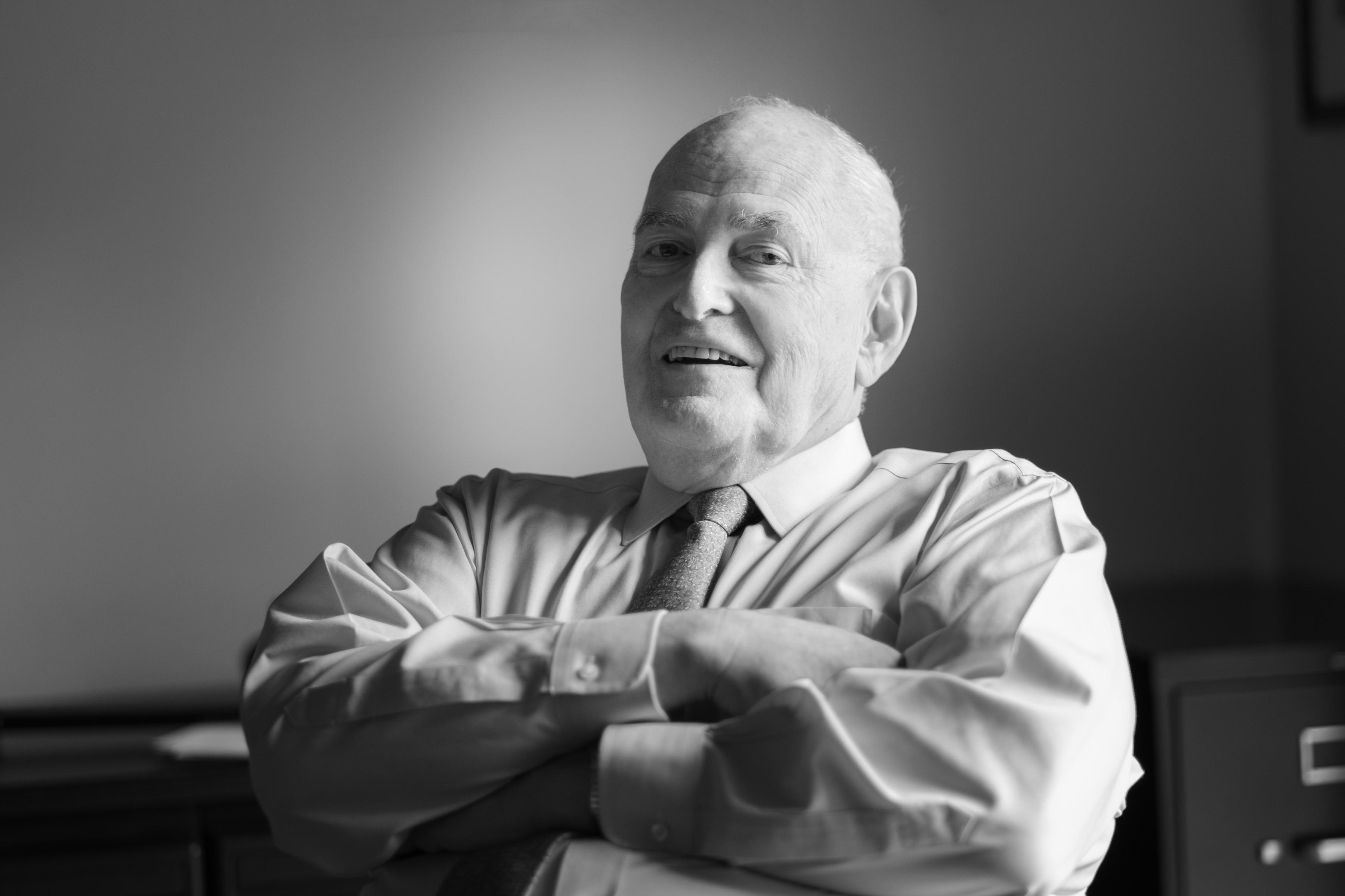 Guido Goldman, CES Founding Director, 2017