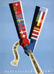 Samarbete för Frederihet-Högre Levnadsstandard – Marshallhjälpen