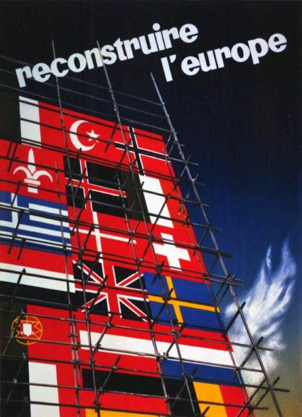 Reconstruire l'Europe