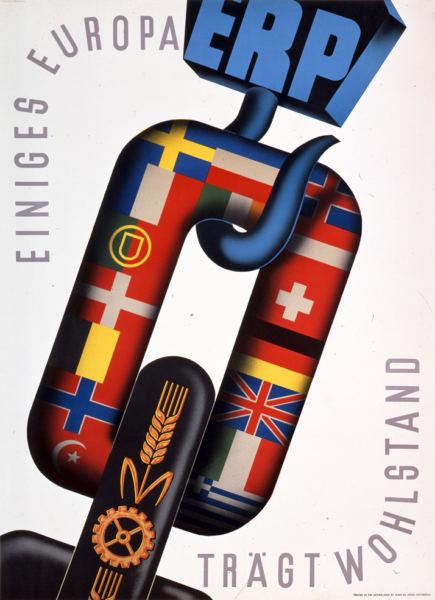 Einiges Europa trägt Wohlstand
