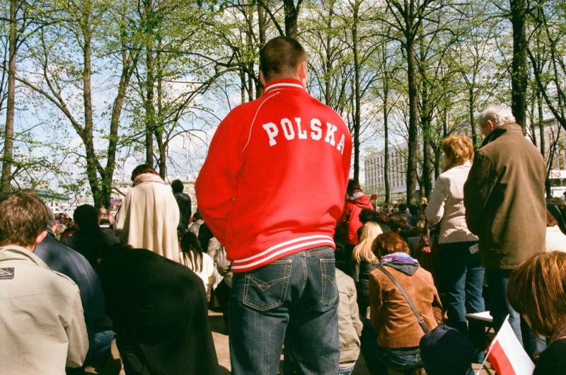 Poles Apart Exhibit - Ewa Meissner