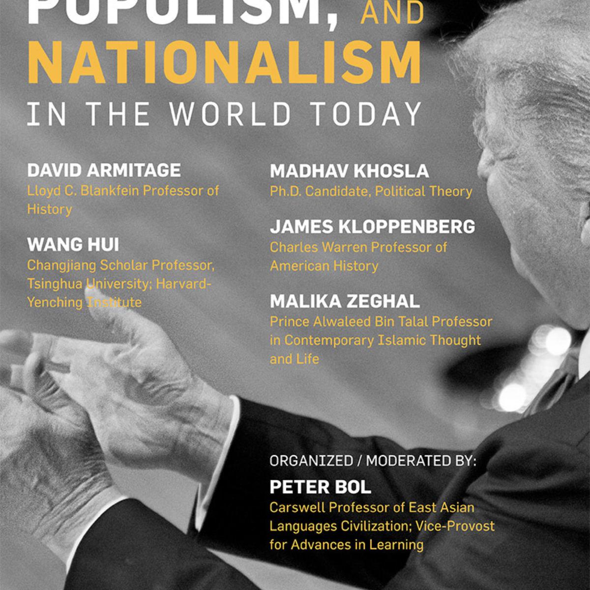 liberalism and nationalism
