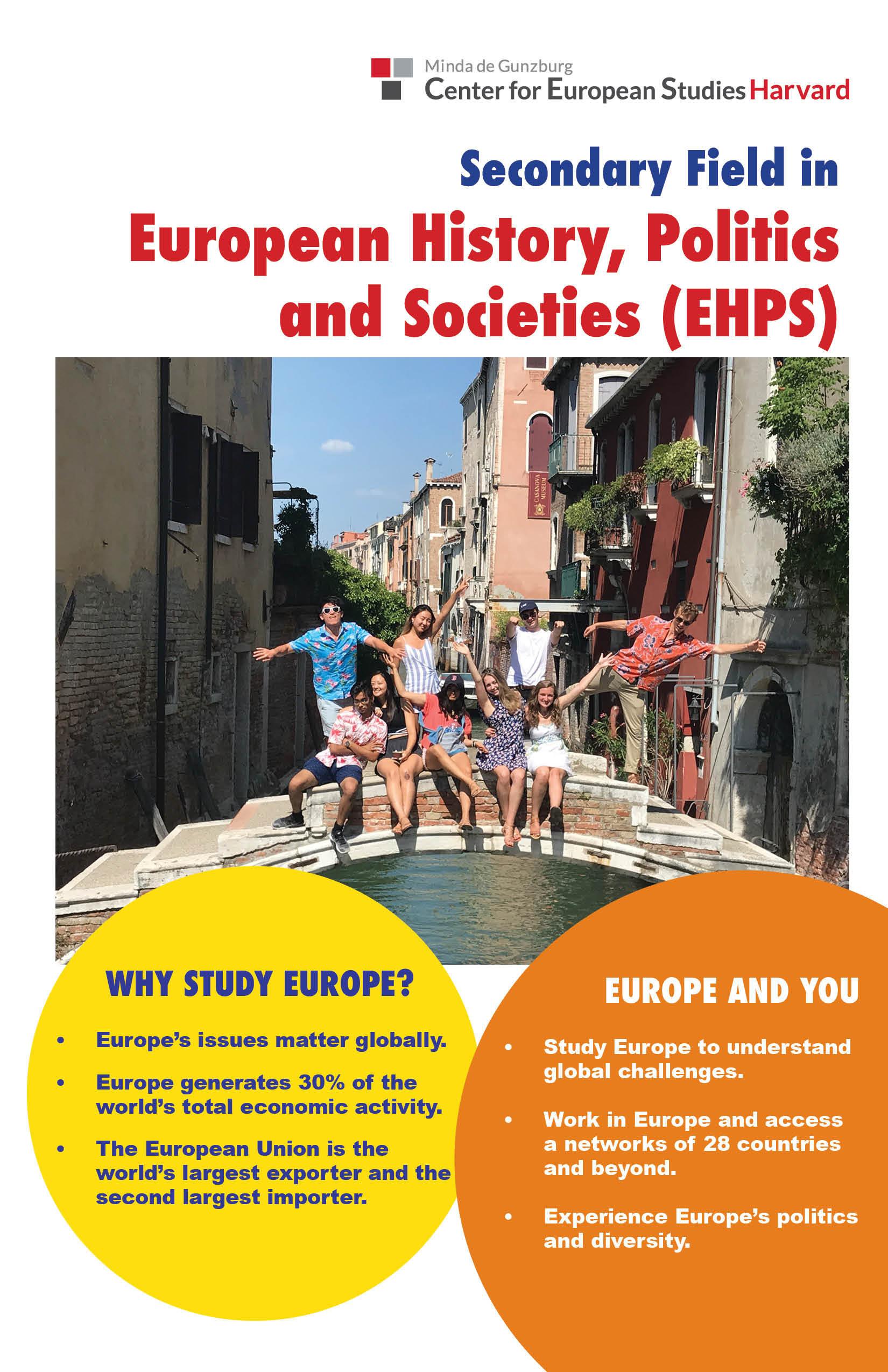 EHPS Brochure 2019