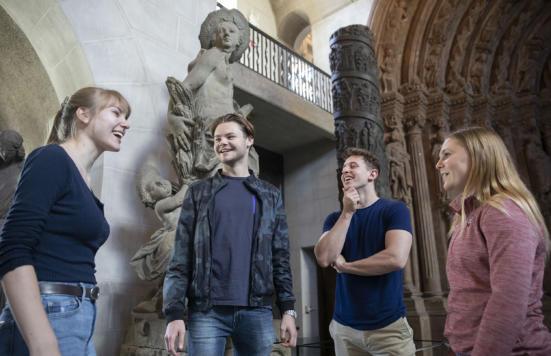 Generation Merkel at Harvard