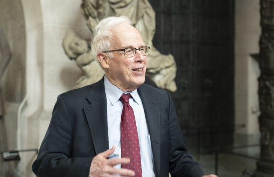 Revisiting History - Charles Maier reflects on a half century at Harvard