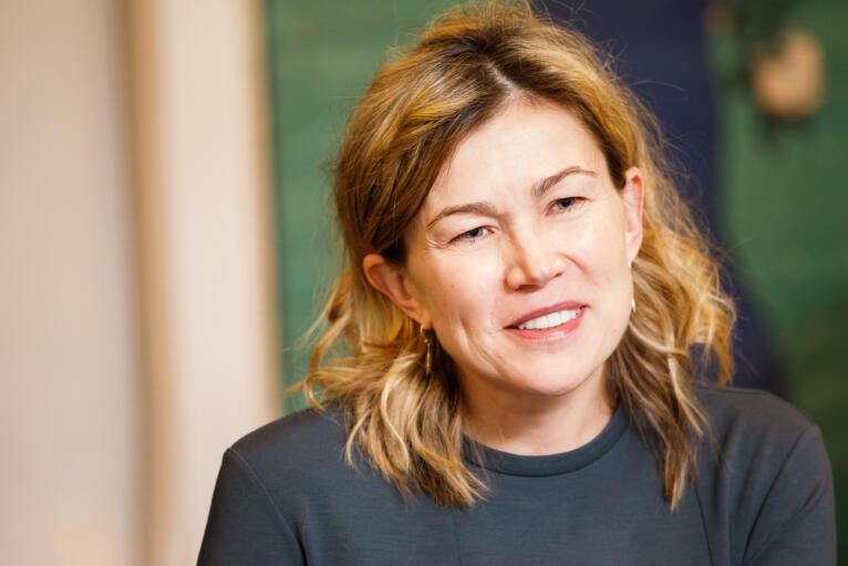 Anna Grzymała-Busse