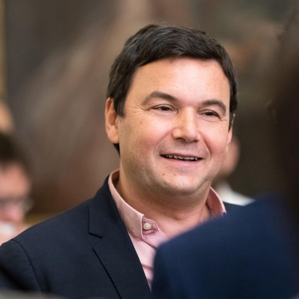 Thomas Piketty Center For European Studies At Harvard University