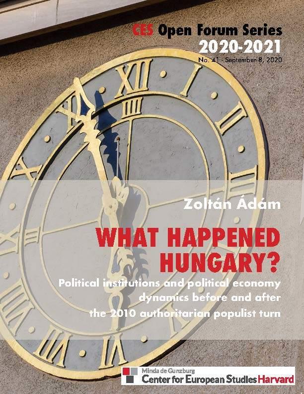What Happened Hungary?